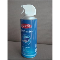 Product Image of Generic Compressed Air Duster 400ML for Cleaning Keyboards, PCs, Laptops