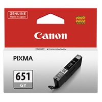 Product Image of Canon CLI-651GY Grey Ink Tank  for IP7260, MG5460, MX726, MX926