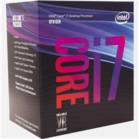 Product Image of Intel Core i7-8700 3.2Ghz s1151 Coffee Lake 8th Generation