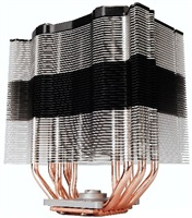 Product Image of Zalman CNPS10X-FLEX  (Intel LGA1156 support) CPU Cooler with powerful cooling performance, Dual Fan Support (not included)