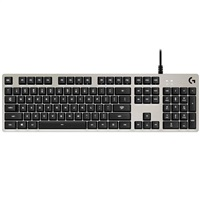 Product Image of Logitech G413 Silver Mechanical Gaming Keyboard
