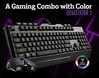 Product Image of Coolermaster DEVASTATOR 3 KEYBOARD MOUSE COMBO