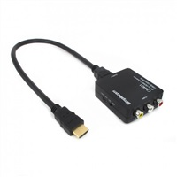 Product Image of Simplecom CM401 Composite AV CVBS 3RCA to HDMI Video Converter 1080p Upscaling