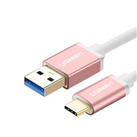 Product Image of UGreen USB Type C to USB3.0 Cable 1M Rose Gold 30538