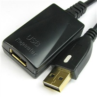 Product Image of Generic 5m USB Active Extension, USB 1.1 and USB 2.0